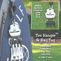 Markmaster Tee Hanger Bag Tag